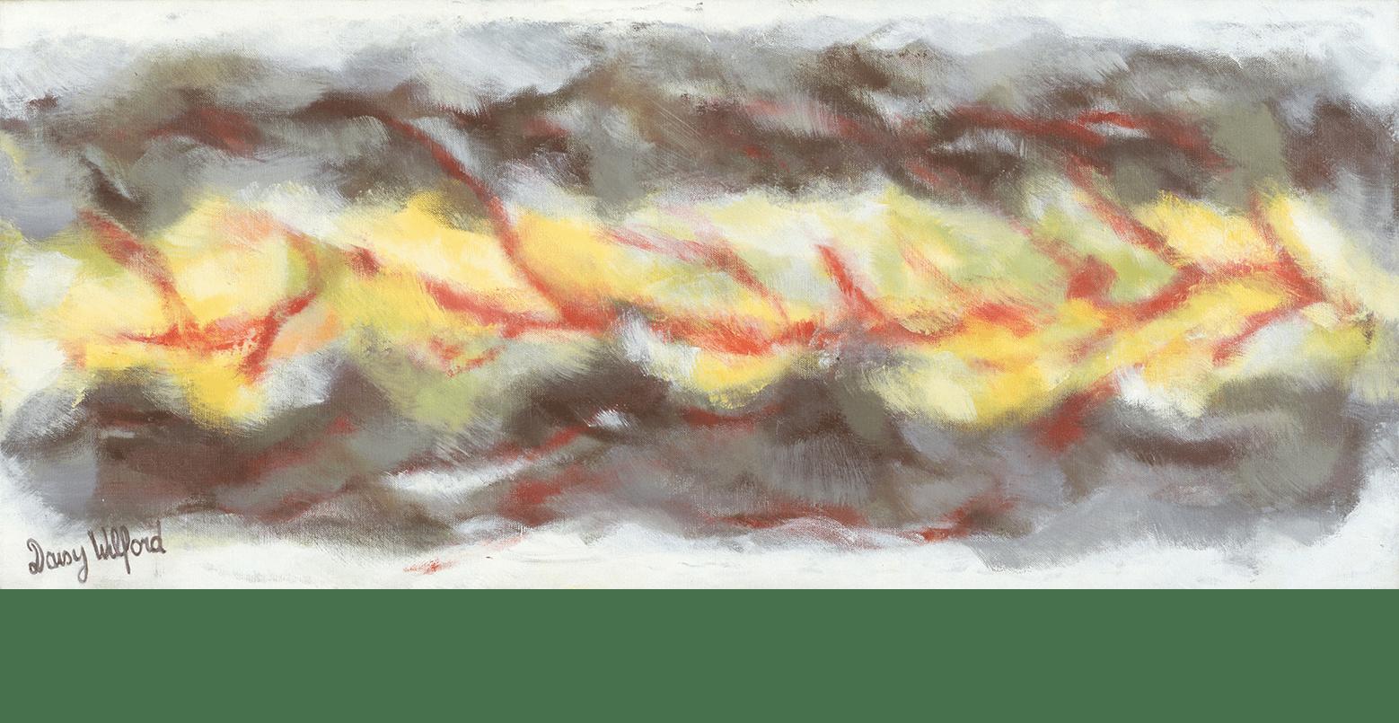 Nervures rouges (1987-1988)