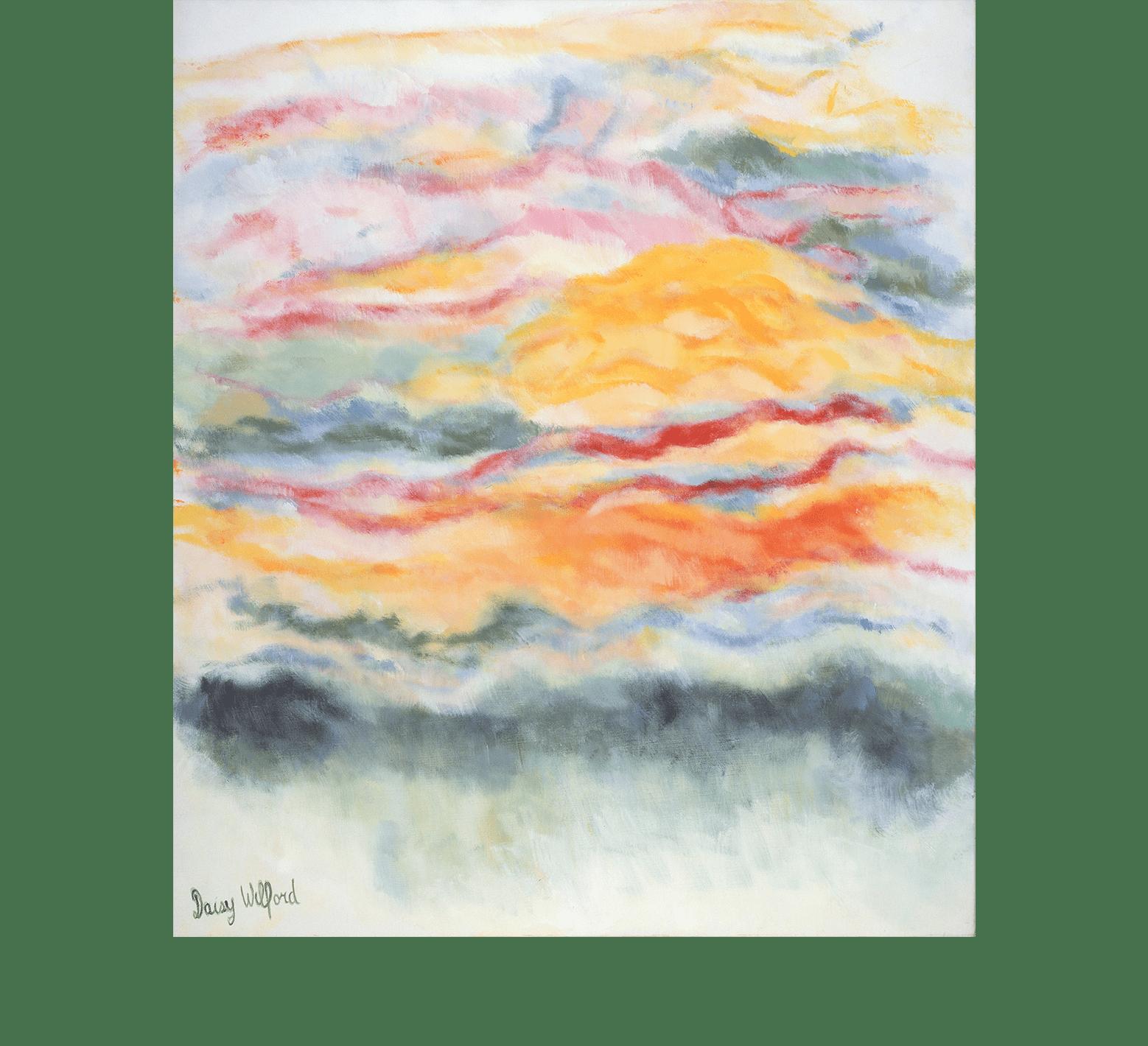 Nuage, soleil, mer (1987-1988)