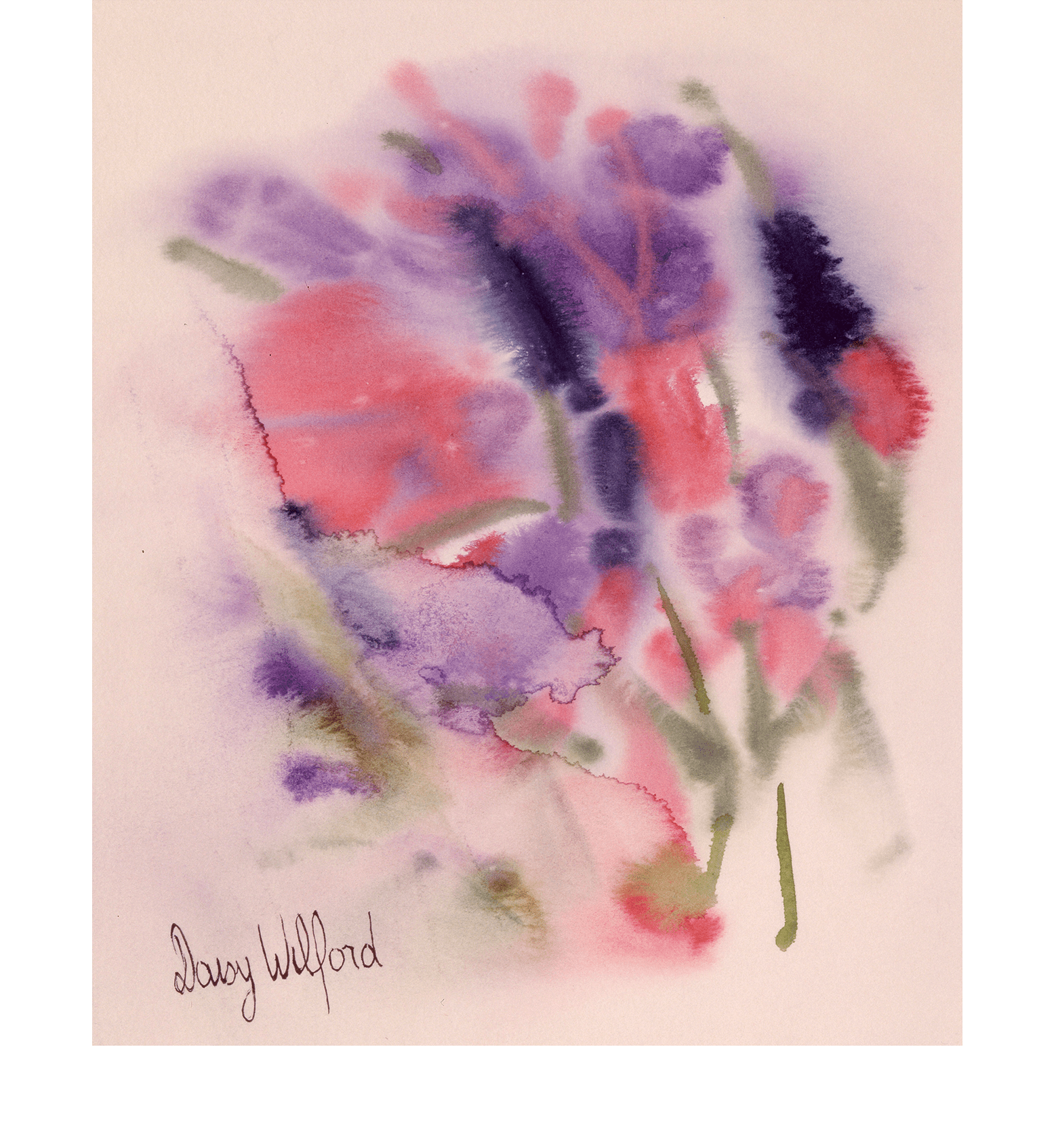 Fleurs sauvages (1987)