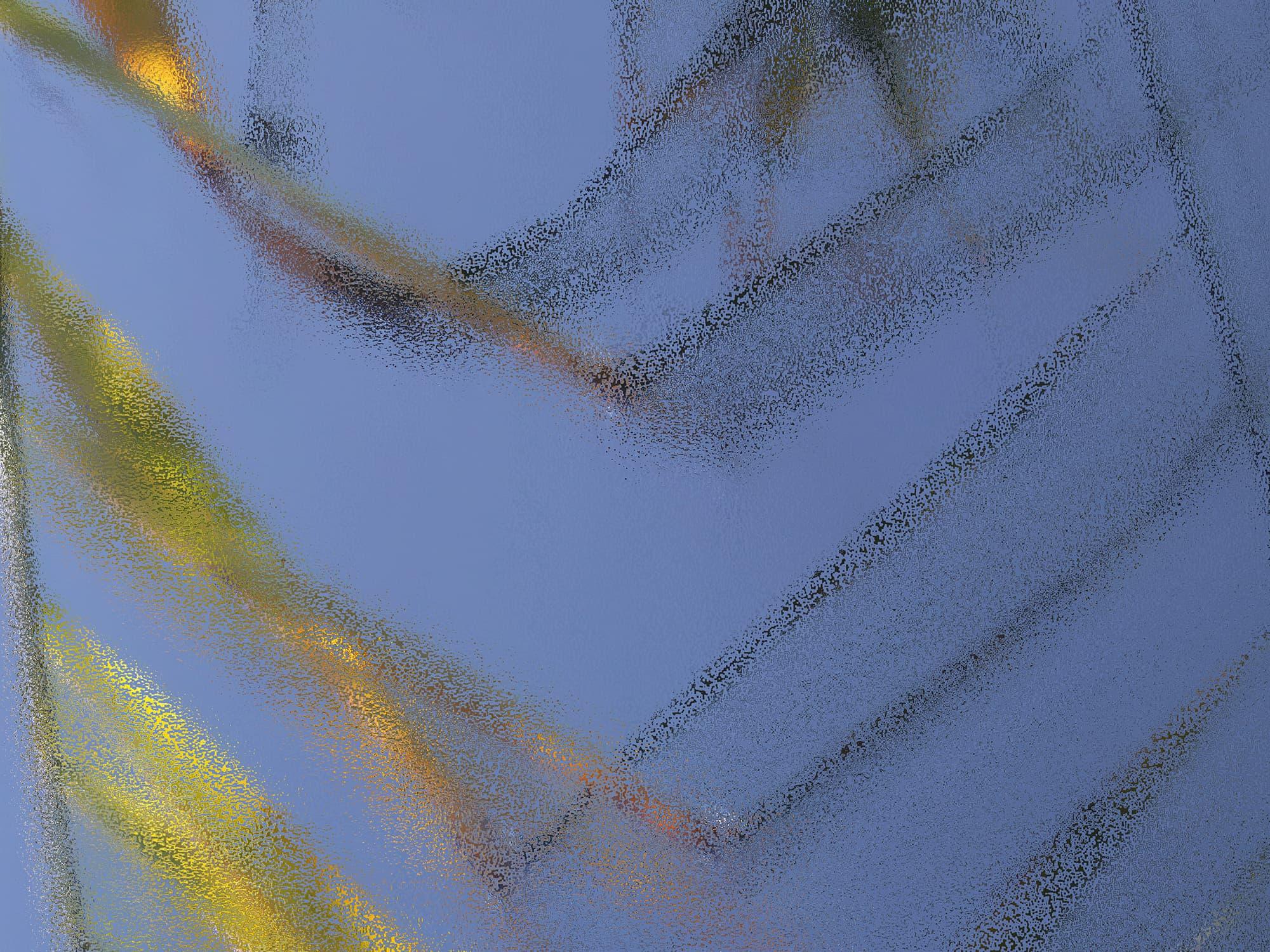 Réflexion herbes sauvages (2016)