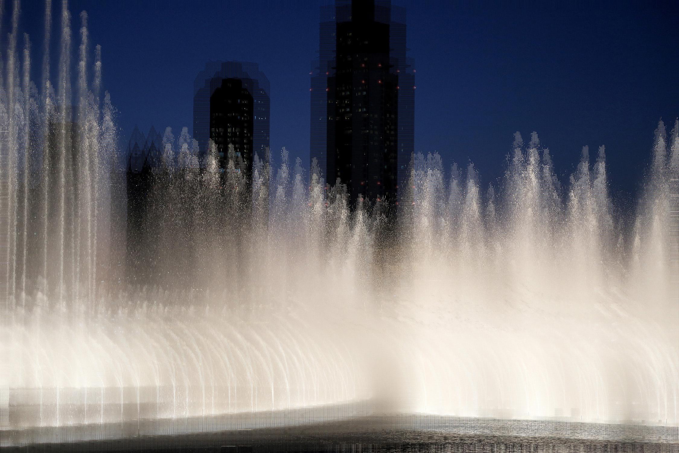 Dubai, city of light (2017)
